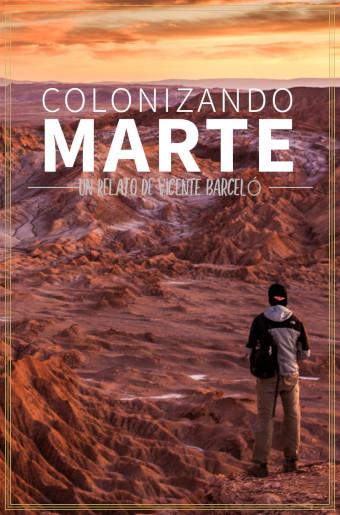 Relato Colonizando Marte