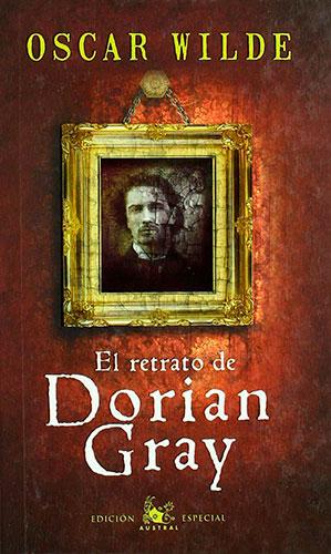 Portada de El retrato de Dorian Gray, de Oscar Wilde